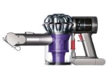 dyson dc58 animal handheld vacuum cleaner review