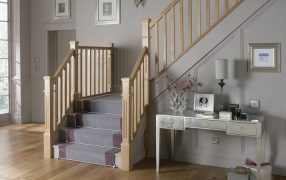 how to clean stair carpet