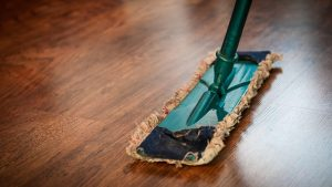how to clean your house from fleas