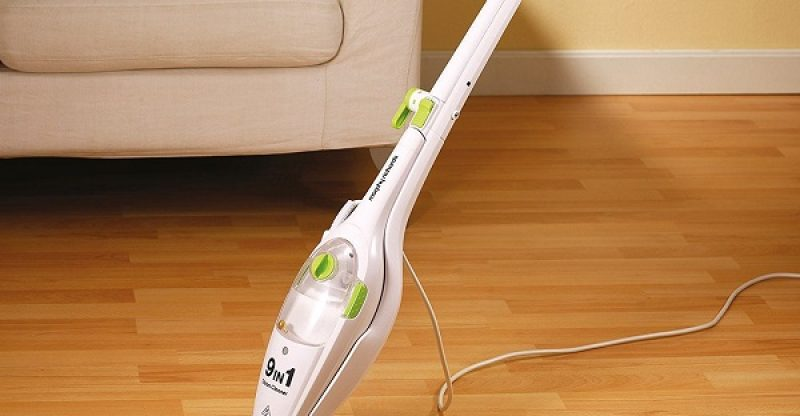 morphy richards 9 in 1 steam cleaner review