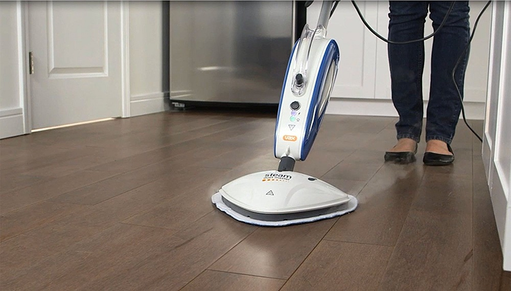Karndean Flooring And Steam Cleaning