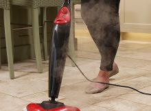 vileda steam mop review
