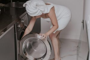 Cleaning Your Washing Machine with Soda Crystals