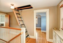 sizing a loft ladder and hatch
