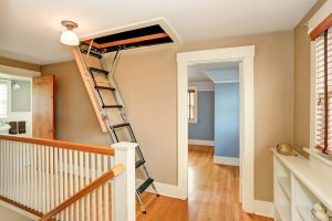 sizing a loft ladder and hatch