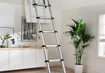 installing the loft ladder