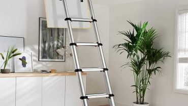 installing the loft ladder