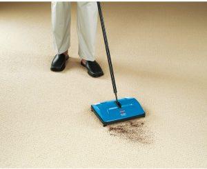 Regular Vacuuming And Sweeping