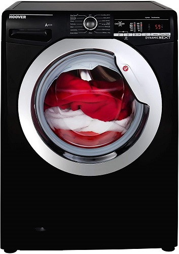Hoover DXOA 49C3B Freestanding Washing Machine