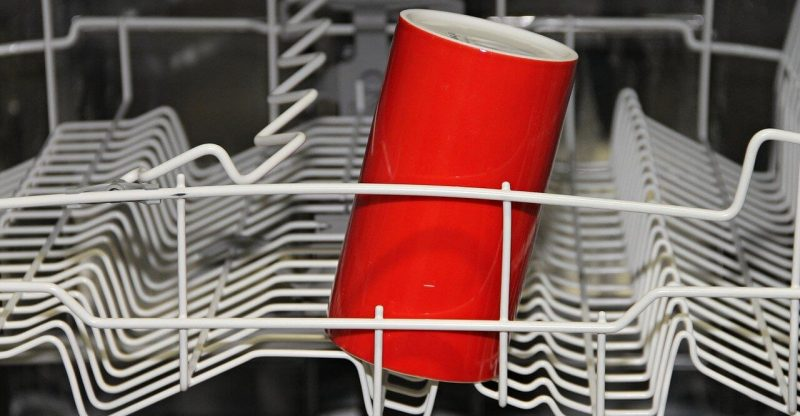 what do you do when your dishwasher start