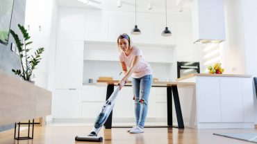 can you steam clean karndean flooring