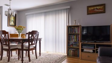 how to clean mould from vertical blinds at home