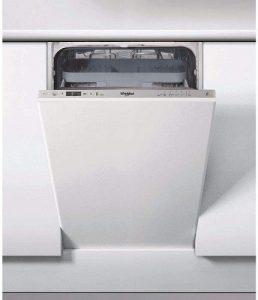 Whirlpool WSIC3M27C Integrated Slimline Dishwasher