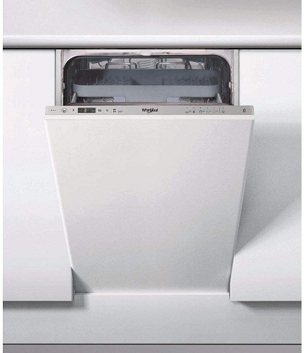 Whirlpool WSIC3M27C Integrated Slimline Dishwasher