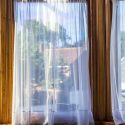 Whitening Net Curtains With Steradent