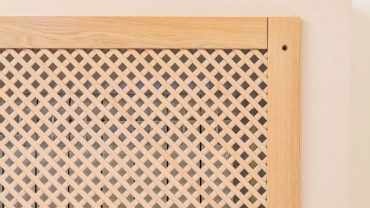 how to remove radiator cover for cleaning